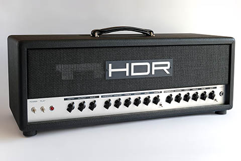 "HDR ""2x2&quot two-channel hi-gain head;: image 1 of 5"